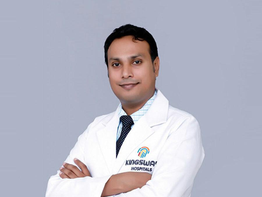 Dr. Ashish Kamble